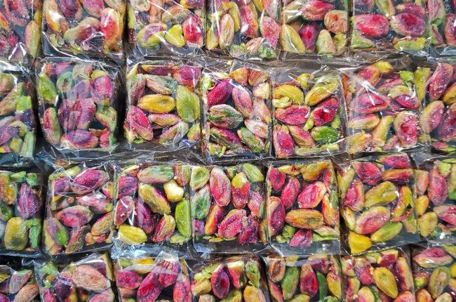 The lovely taste of Syrian desserts