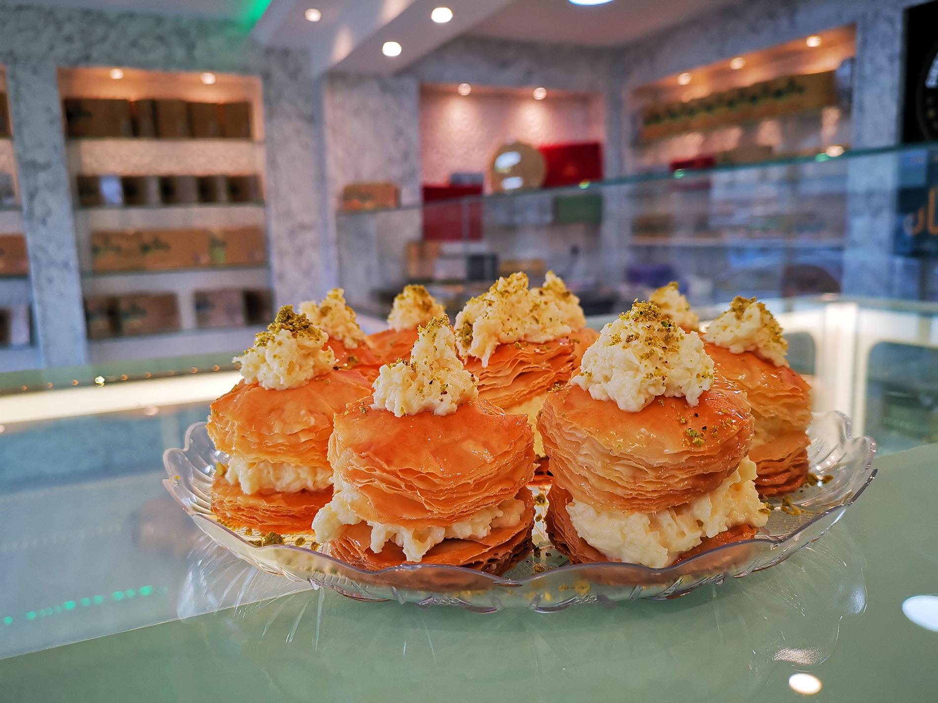 Syrian Desserts