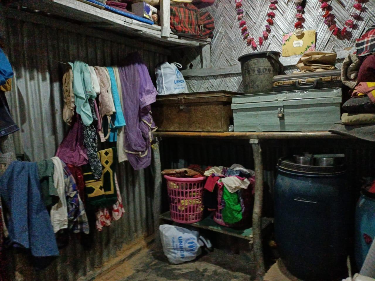 Balukhali refugee camp