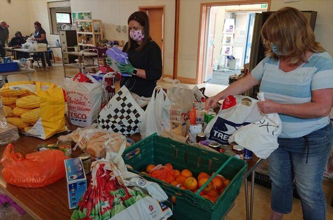 Hop Food Bank, Swansea
