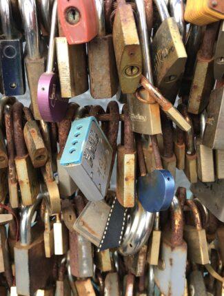 Lockdown – locks in Bakewell