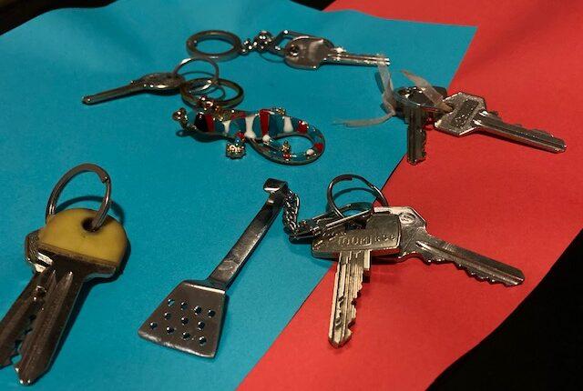 Keys: a symbol of trust