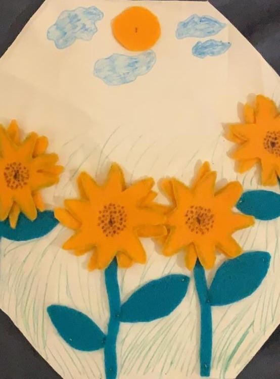Image of sunflowers by Sohela