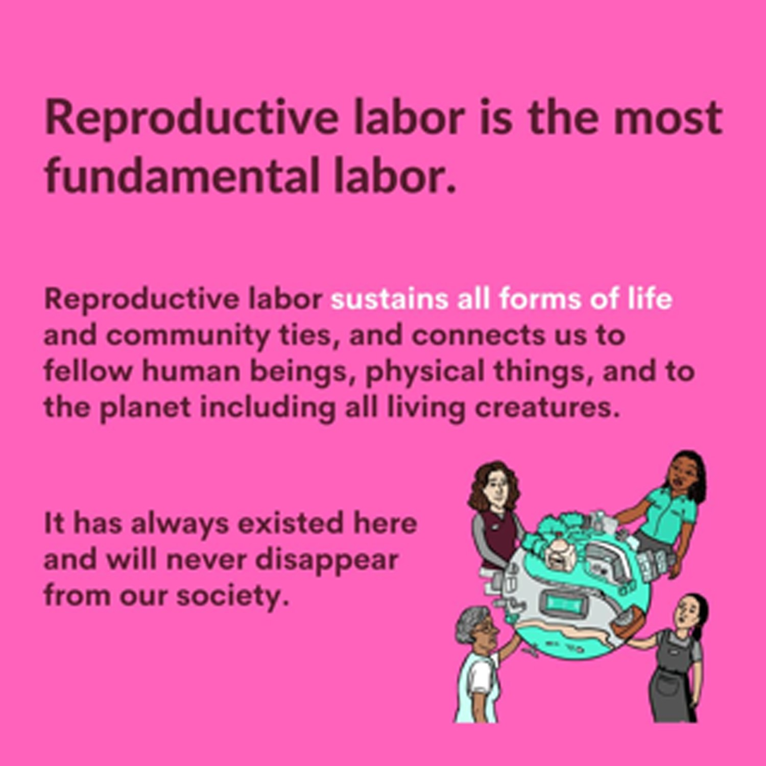 The Center for Reproductive Labour