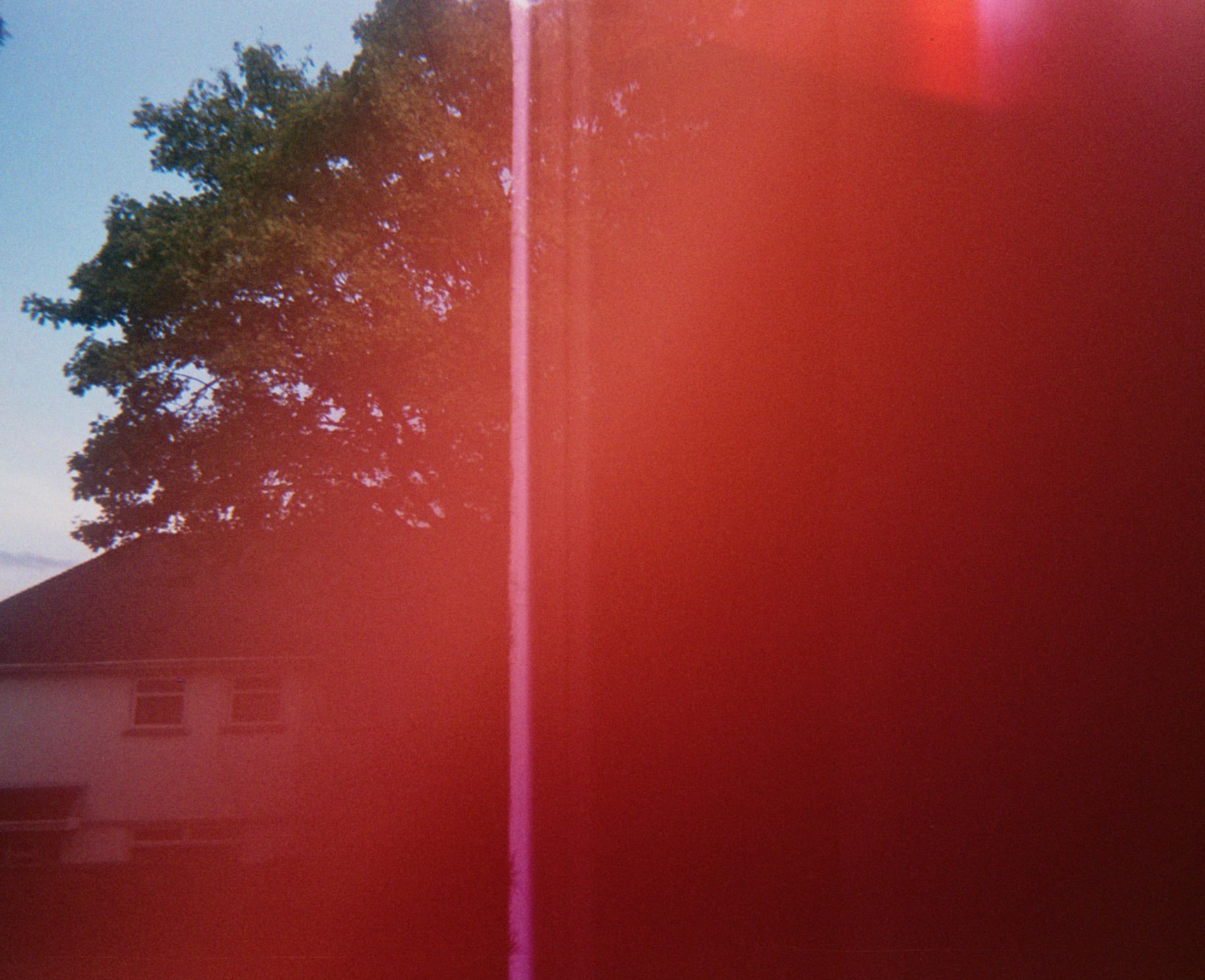 Project working with analogue film 1