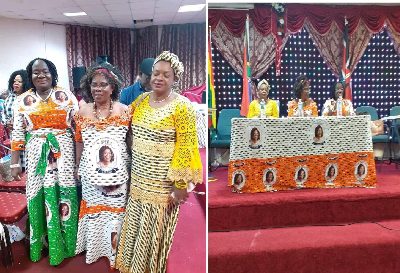 Women Refugees Celebrate